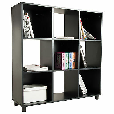 Display Bookcase Shelving Floor Standing for Home Office Storage - Piranha Dolly