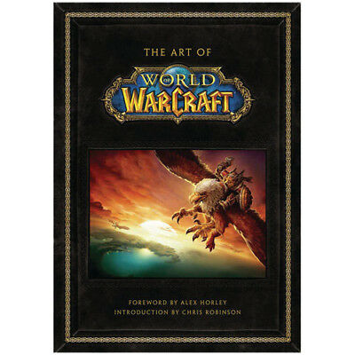 Art of World of Warcraft By Alex Horley, Chris Robinson 9781405279871 NEW [HB]