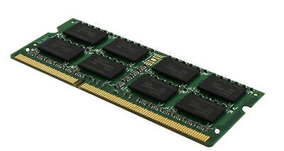 4096MB 4GB RAM DDR3 1333 Mhz 204 pin SO DIMM Notebook Speicher PC3-10600S 1.5V