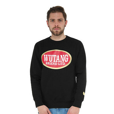 Wu-Tang Clan - Blunted Sweater Black Pullover Rundhals