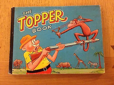 VINTAGE Topper Annual 1959