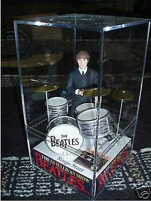 WOW! RINGO Sullivan The Beatles figure/figurine/doll case LUDWIG OYSTER