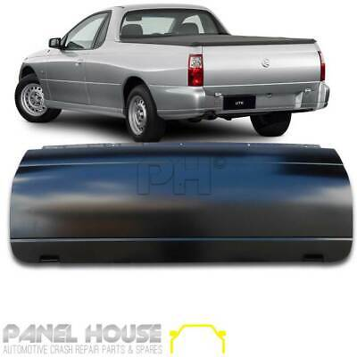 Holden Commodore Ute Tailgate VT VU VY VZ '00-'07 NEW Unpainted Steel Panel