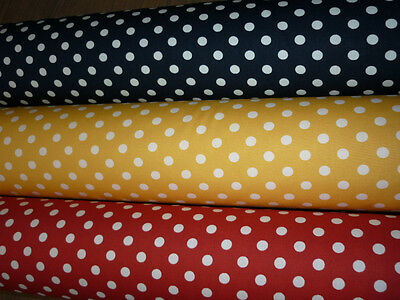 Cot  Fitted  Sheet > Suit  Boori Size >. Polka Dots >> 100 % Cotton > New