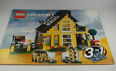 1 neues lego creator bauanleitung strandhaus 31035 eur 1 00 picclick de. Black Bedroom Furniture Sets. Home Design Ideas