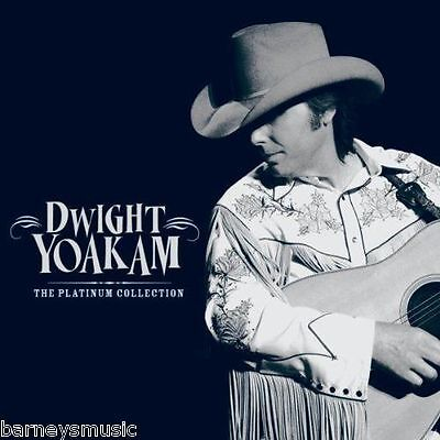 Dwight Yoakam (New Sealed Cd) The Platinum Greatest Hits Collection Very Best Of