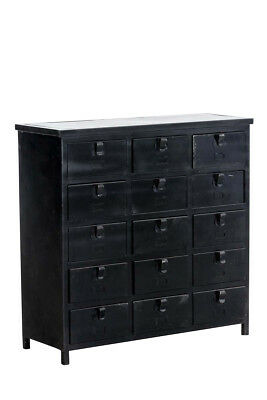 clatri kommode sideboard schrank regal industrial design loft eur 698 00 picclick de. Black Bedroom Furniture Sets. Home Design Ideas
