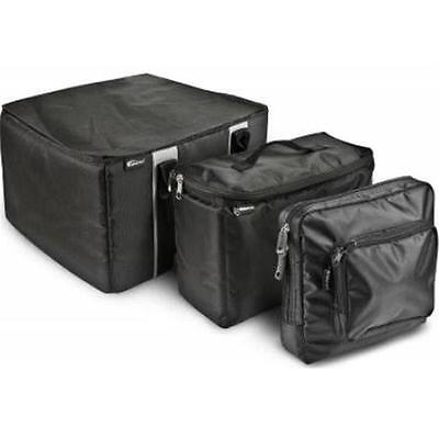 AutoExec AUE14009 File Tote with One Cooler & One Tablet Case
