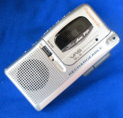 Panasonic® RN-505 Microcassette Recorder WORKS GREAT !!!!
