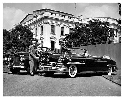 1939 Lincoln Sunshine Special & 1950 Lincoln Dietrich Convertible Photo ouc6734