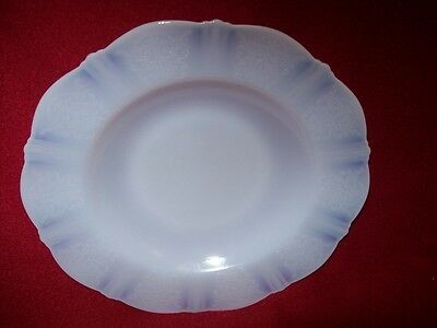 Depression Glassware Macbeth-Evans American Sweetheart FLAT SOUP BOWL