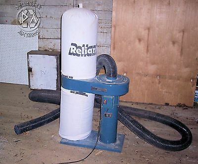 Reliant Wood Dust Collector Model: NN720