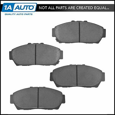 Car & Truck Brake Pads & Shoes Car & Truck Brakes & Brake Parts Nakamoto Rear Premium Posi Semi Metallic Brake Pad Kit for Honda Acura Suzuki