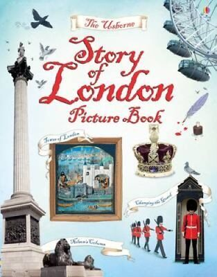 Story of London Picture Book by Rob Lloyd Jones (Hardback, 2017)