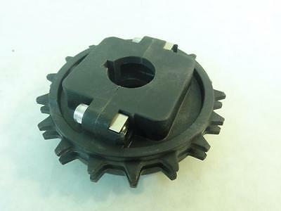 """168359 New-No Box, Rexnord 614-174-1 Idler Roller Chain Sprocket, 1"""" ID, 17T"""