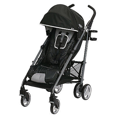 Graco Breaze Click Connect Lightweight Canopy Stroller, Harris | 1934717