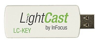 Lightcast-Kit Infocus LightCast wireless Adapter Key
