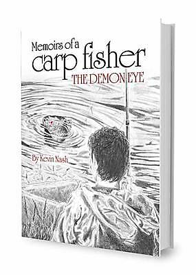Kevin Nash Buch Memoirs of a Carp Fisher