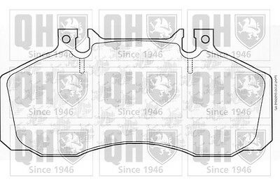To Clear - New - Front - Rear - Brake Pads Set - Pbp647