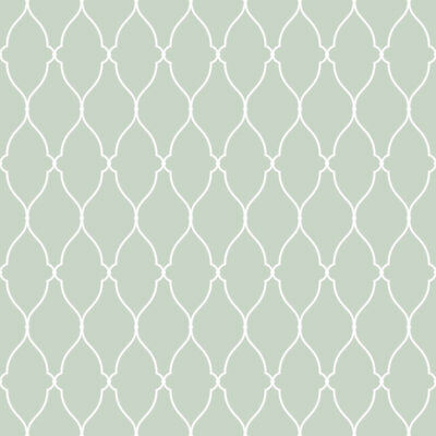 rasch textil mariola 070303 vlies tapete muster ornamente grn wei - Tapete Muster