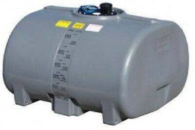 600 litre Rapid Spray Free Standing Diesel Tank with Ball Baffles