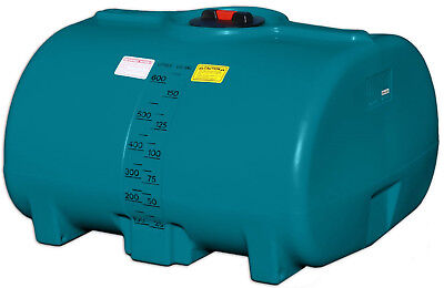 600L Rapid Spray Aqua-V Water Cartage Tank
