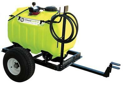150L 12V ATV spot garden weed sprayer spray tank trailer DELAVAN pump NO BOOM