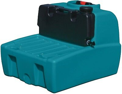 200 litre Rapid Spray Water Cartage Tank with 10L Fresh Water/Chemical Tank