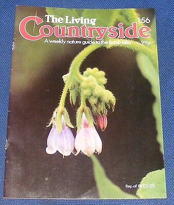 The Living Countryside Issue 156 - Fungi/Borage/Dace/Dyeing With Woad
