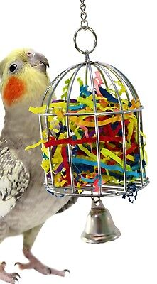 1179 Shredder Cage Bird Toy foraging cages birds toys parrot cockatiel conure
