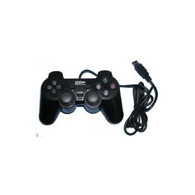 Joypad Vibration Nero USB per PC