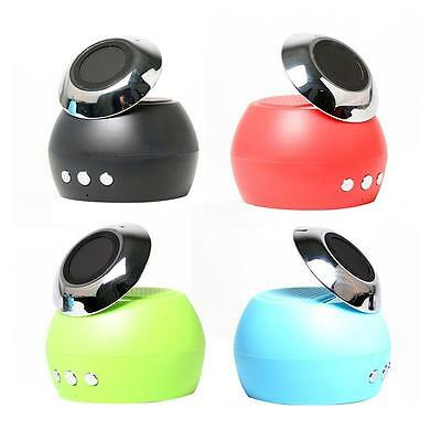 Car Wireless Bluetooth Speaker with magnetic holder mobile navigation for iphone