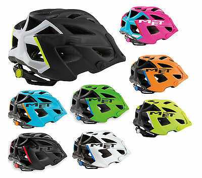 Met Terra Modell 2017 Fahrradhelme Mountainbikehelm All-Mountain Bike Mtb Helme