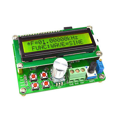 DDS Function Signal Generator Module Sine/Triangle/Square Wave TTL Output