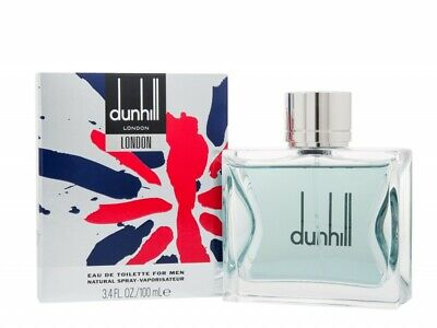 Dunhill London Eau De Toilette 100Ml Spray - Men's For Him. New. Free Shipping