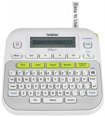 Brother P-Touch Pt-D210 Electronic Label Maker - New In Box