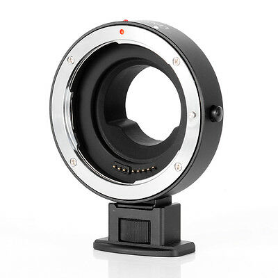 Electronic AF Auto Focus Adapter for Canon EF EF-S Lens to M4/3 Micro 4/3 EF-MFT