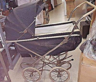 Vintage Leader Baby Carriage Stroller Buggy
