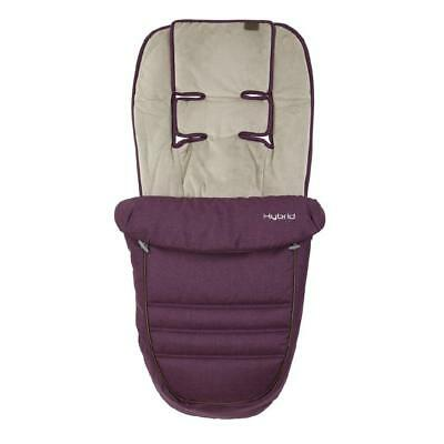 BabyStyle Hybrid Footmuff (Wild Orchid) Baby / Toddler Cosytoes