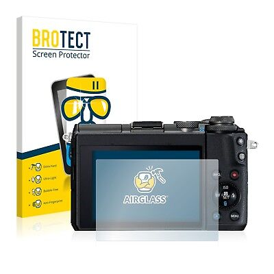 Canon EOS M6 Glass Screen Protector Protection Film