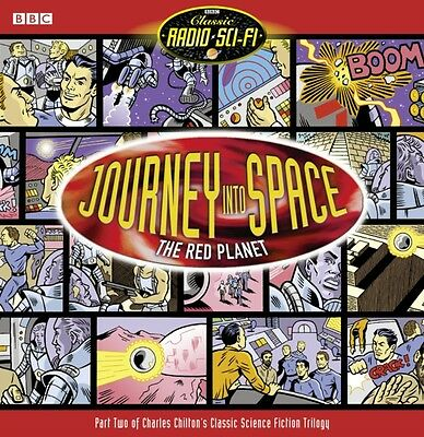 Journey into Space: The Red Planet (Audio CD), Chilton, Charles, 9781408469934