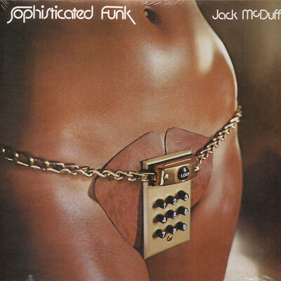 Jack McDuff - Sophisticated funk (Vinyl LP - 1976 - US - Reissue)