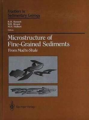 Microstructure Of Fine Grained Sediment, Bennett, Richard H., Bry. 9780387973395