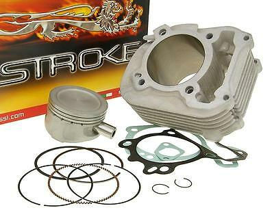 Cylinder Kit MALOSSI RACING 187ccm Piaggio Liberty Vespa ET4 LX LXV Leader 125cc