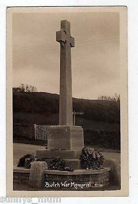 Wales, Bwlch, The War Memorial, Rp