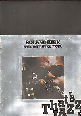 ROLAND KIRK - the inflated tear LP