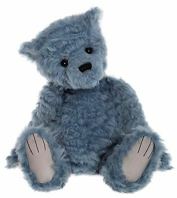 New **COLLECTABLE HANDMADE FULLY JOINTED CHARLIE BEAR ~ WYATT** 39cm