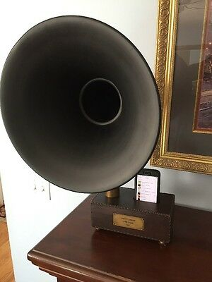 Repro Sappo London Home Radio Gramophone For iPhone