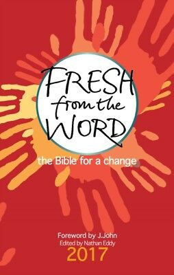 Fresh From The Word 2017, Eddy, Nathan, 9780857217837