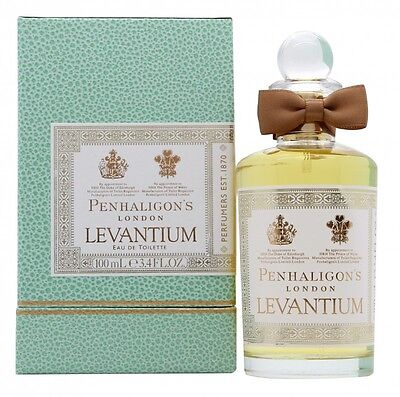 Penhaligon's Levantium Eau De Toilette 100Ml Spray. New. Free Shipping